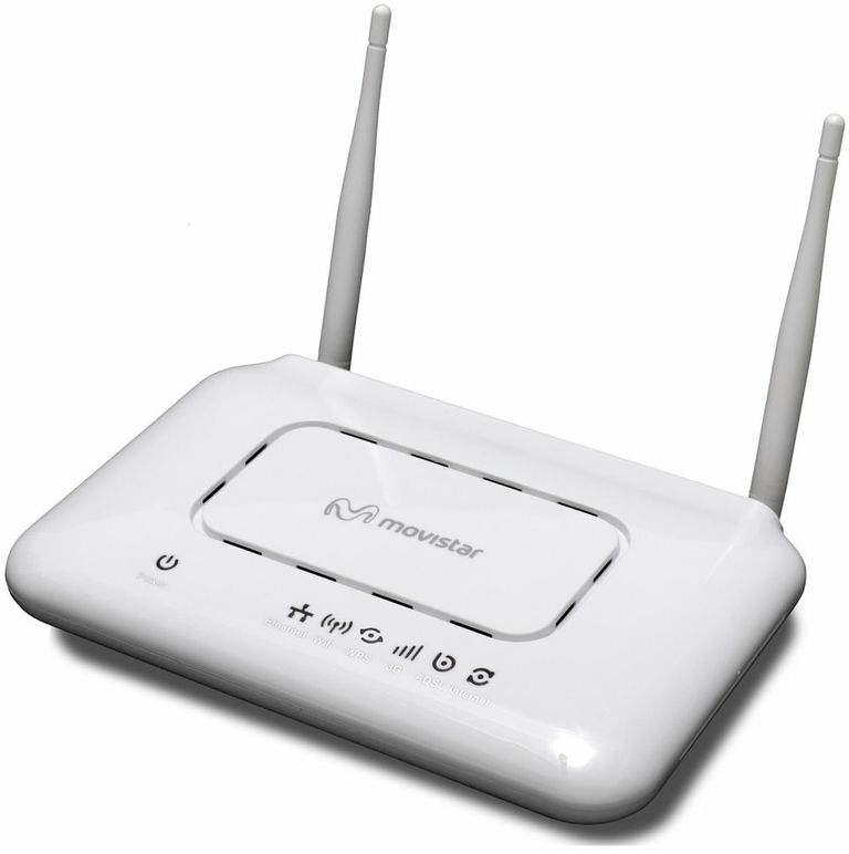 Movistar ADSL router